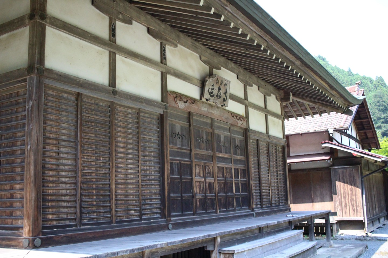 青梅市成木 延命寺の写真4
