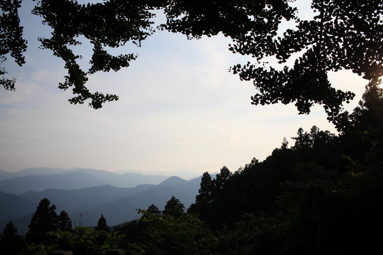 飯能市・ときがわ町 奥武蔵グリーンラインの景色の写真4