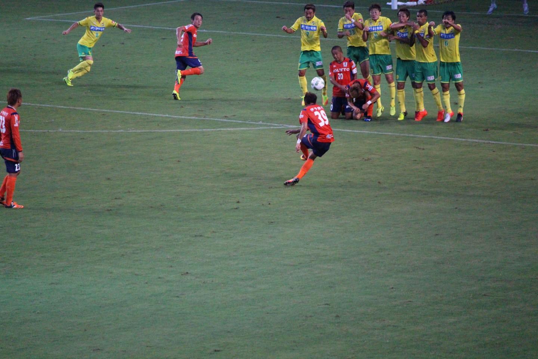 2016.08.07 明治安田生命J2リーグ 第27節 ジェフ千葉 VS 愛媛FCの写真3