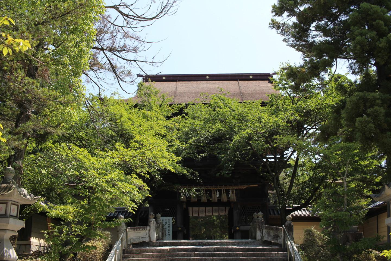 福岡市東区香椎 香椎宮の写真1