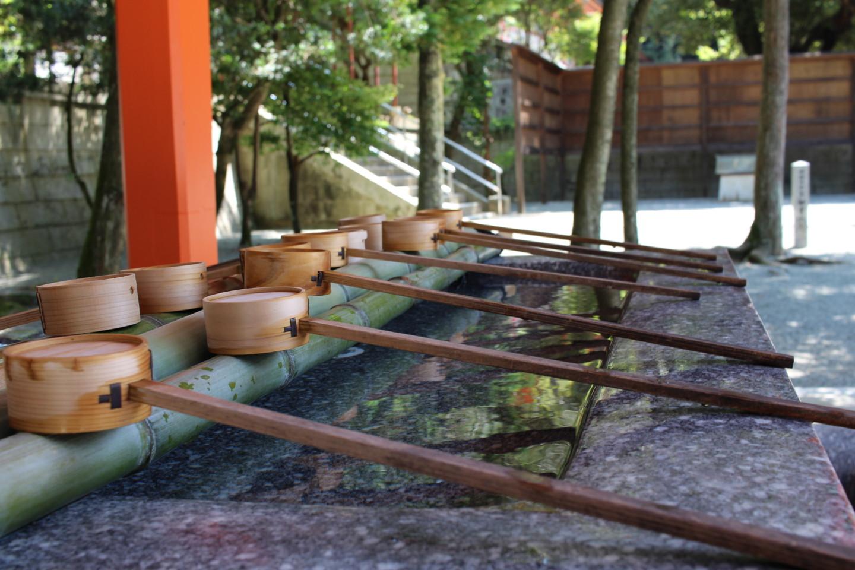 福岡市東区香椎 香椎宮の写真3