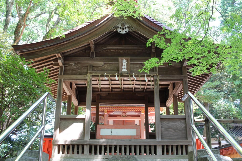 福岡市東区香椎 武内神社の写真1