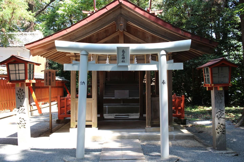 福岡市東区香椎 巻尾神社の写真1