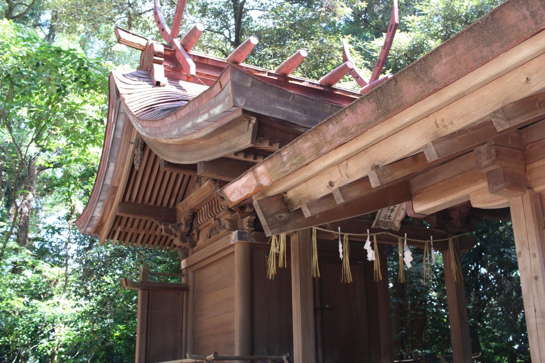 福岡市東区香椎 巻尾神社の写真2