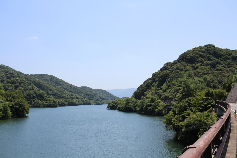 福岡市東区 長谷ダムの写真1