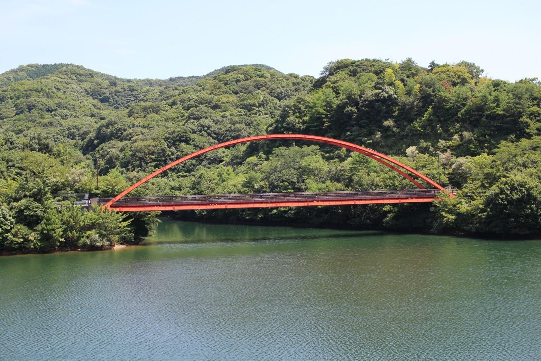 福岡市東区 長谷ダムの写真2
