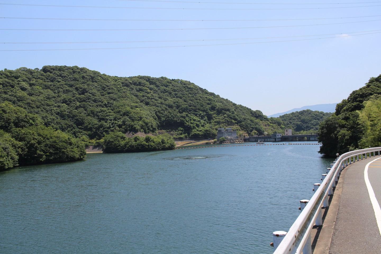 福岡市東区 長谷ダムの写真3