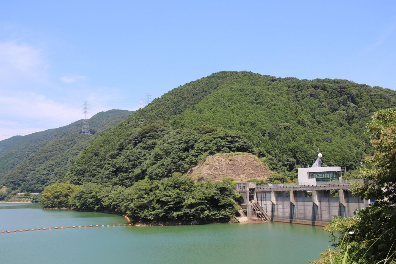 宮若市犬鳴 犬鳴ダムの写真3