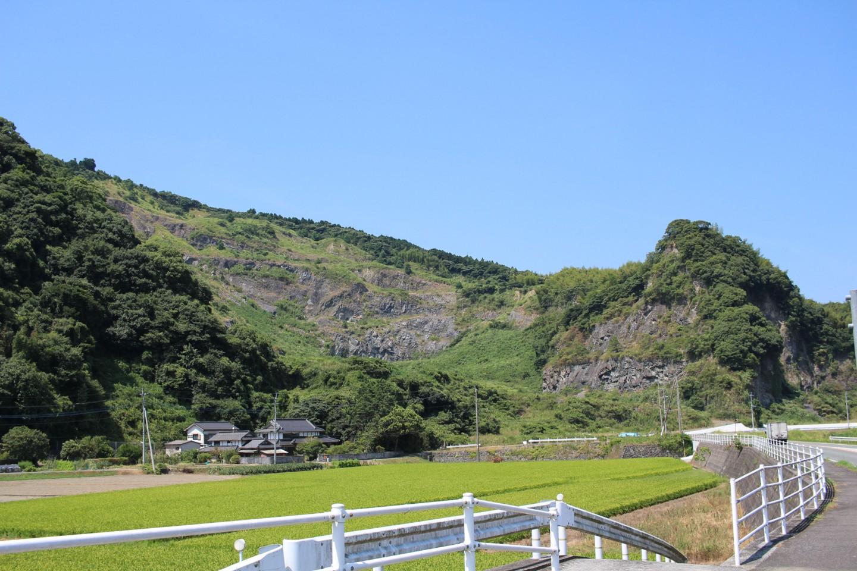 福岡県宮若市 かゆだ橋付近の写真
