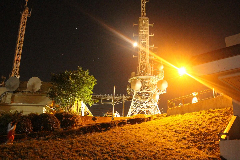 福岡県北九州市 皿倉山の夜景の写真3