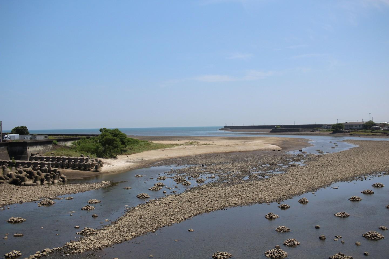 築上郡築上町 浜の宮海岸の写真1