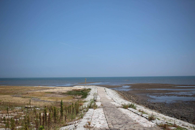 築上郡築上町 浜の宮海岸の写真2