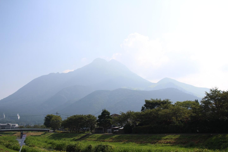 由布岳の写真