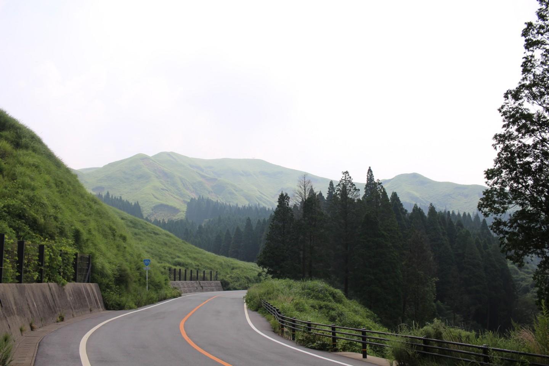 根子岳付近の写真1