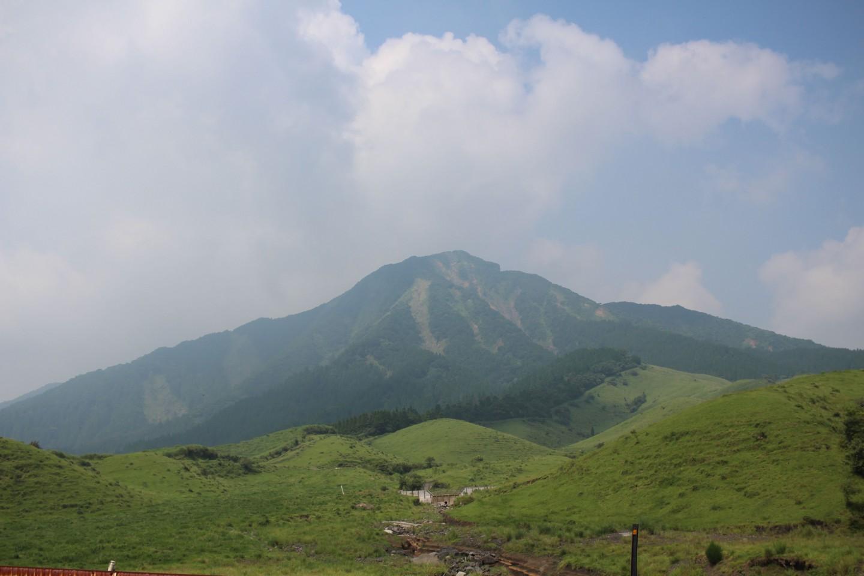 根子岳の写真