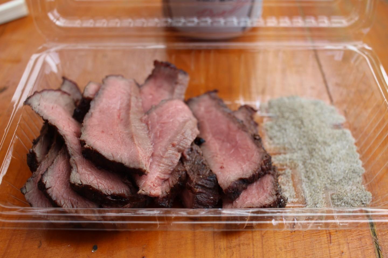阿蘇ミルク牧場の牛一頭焼きの写真2