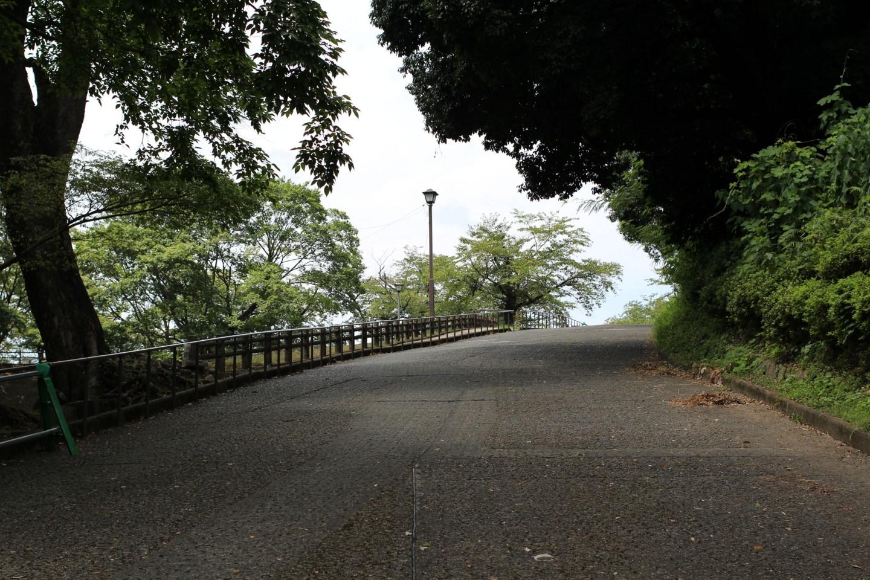 熊本城の棒庵坂の写真2