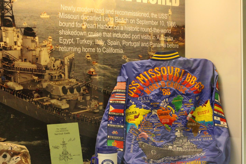 アメリカ軍軍人の持ち物の写真