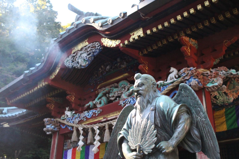 高尾山薬王院の写真