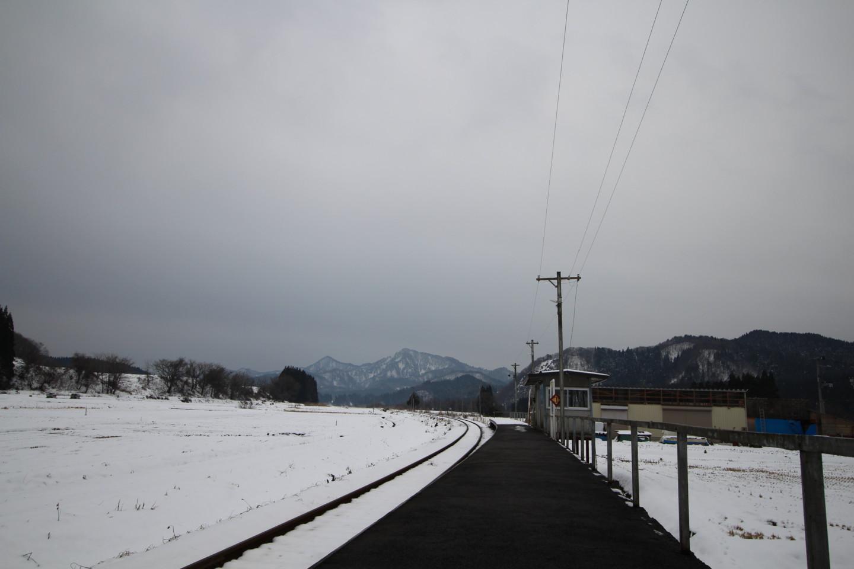 秋田内陸線 前田南駅の写真2
