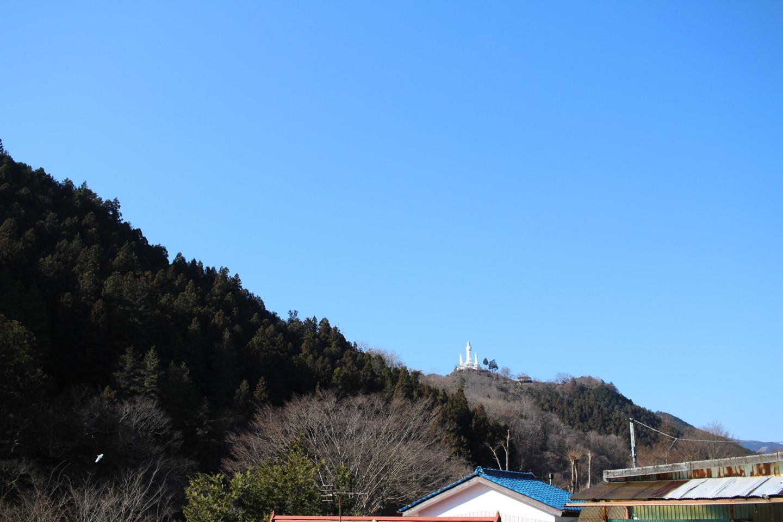 飯能市 名栗の景色の写真