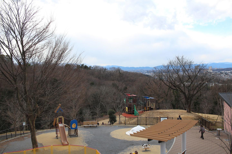 都立桜ヶ丘公園からの景色の写真2