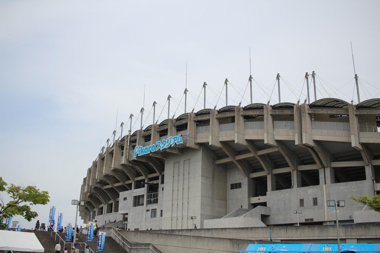 Pikaraスタジアムの外観の写真