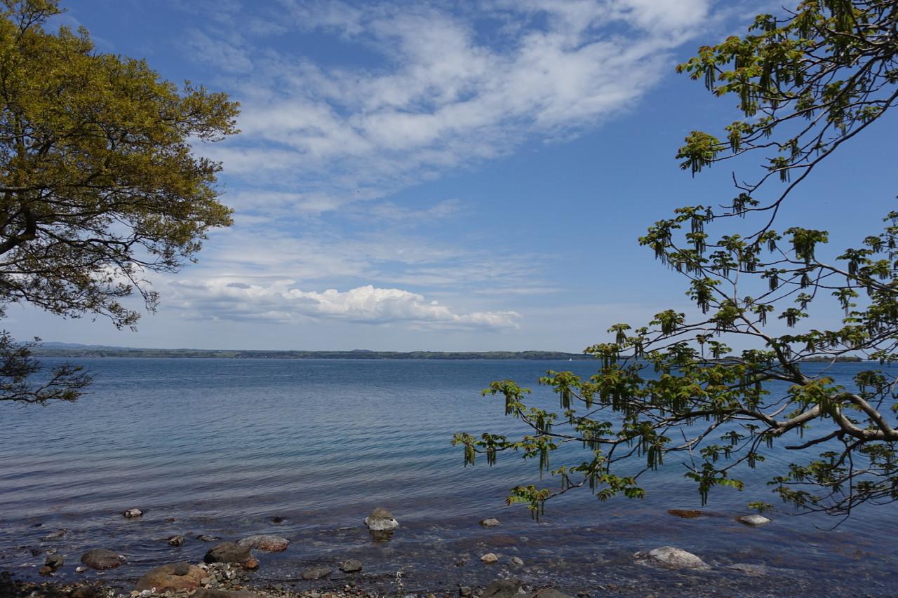 能登島 Weランドから見える海の写真