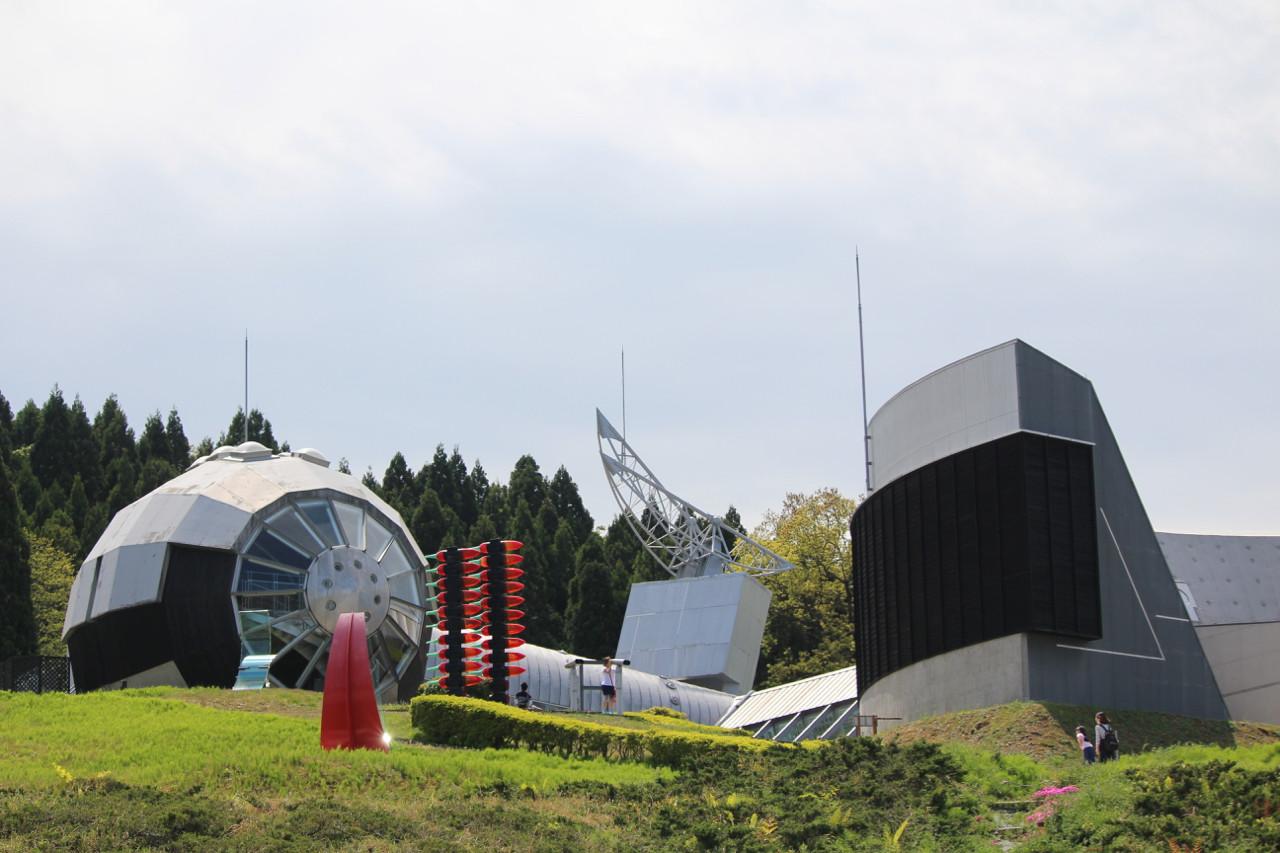 石川県能登島ガラス美術館の写真