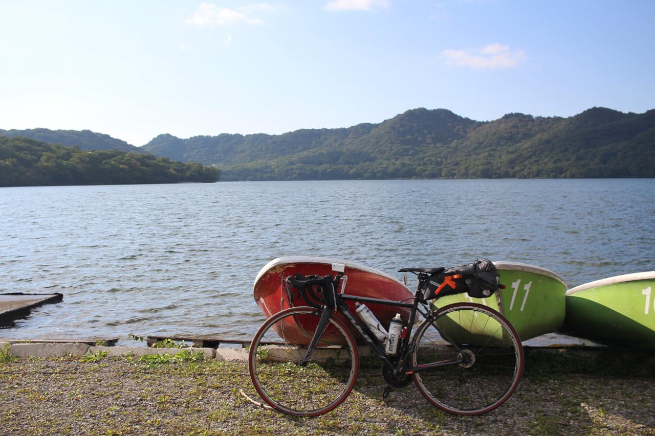 赤城山にてFuji Roubaix 1.3の写真