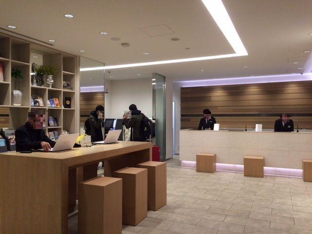 JRイン札幌駅南口ホテルのエントランス・フロントの写真