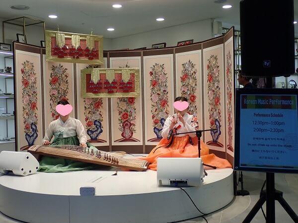 韓国伝統音楽