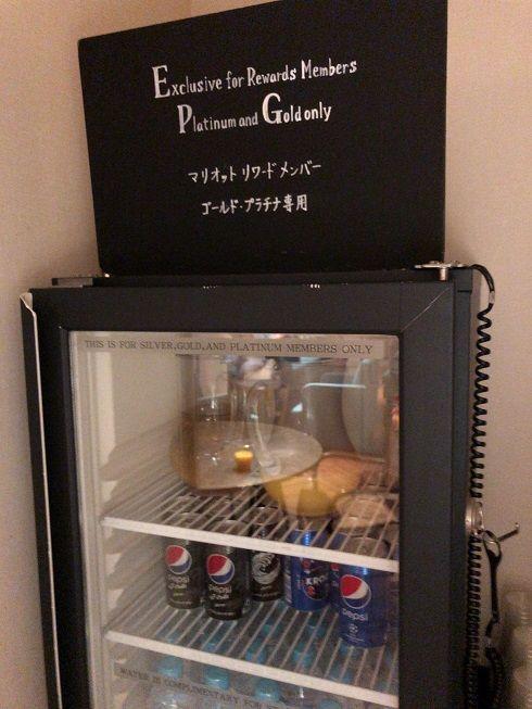 コートヤード東京ステーションのライブラリーバーの飲み物