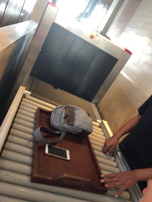 リッツカールトンバリは空港のような警備