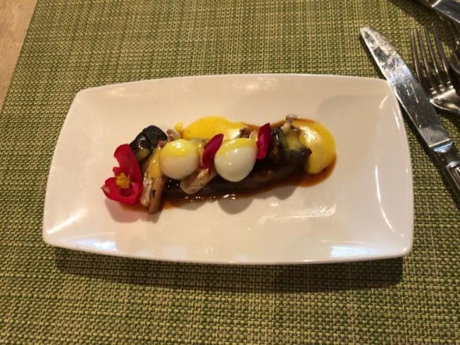 リッツカールトンバリの朝食
