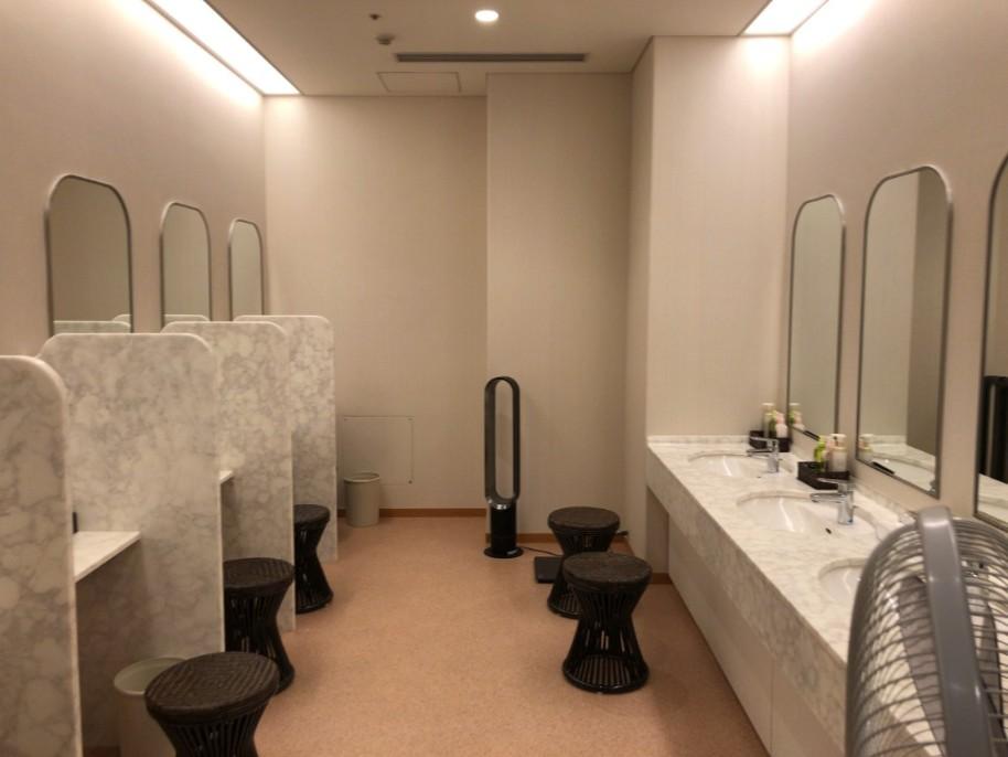 ザ・プリンスさくらタワー東京オートグラフコレクション大浴場