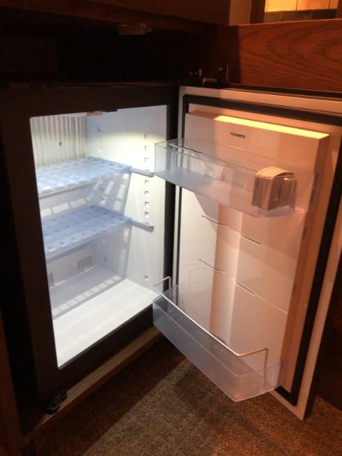 フォーポイントバイシェラトン名古屋の冷蔵庫