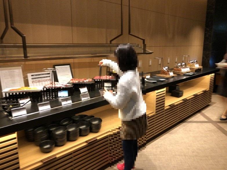 プリンスさくらタワー東京エグゼクティブラウンジのカクテルタイム(お酒)