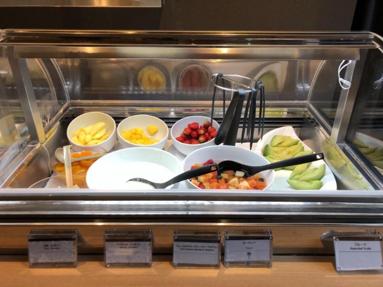 リストランテ カフェ チリエージョの朝食
