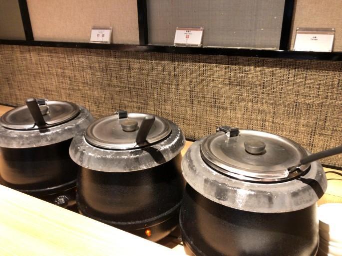 リストランテ カフェ チリエージョの朝食(和食)