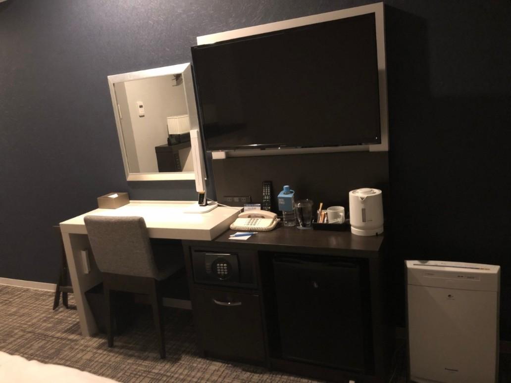 シェラトン函館コージーゲストルームの部屋