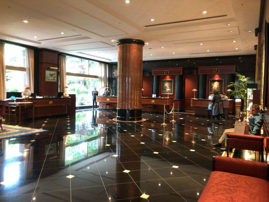 ウェスティンホテル東京フロント