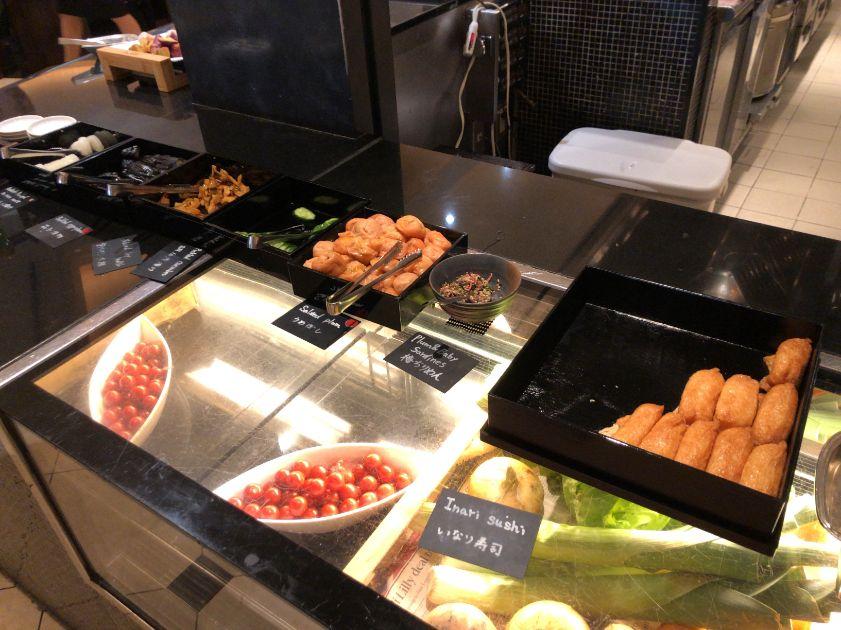 ウエスティン東京「ザ ・テラス」の朝食おかず類
