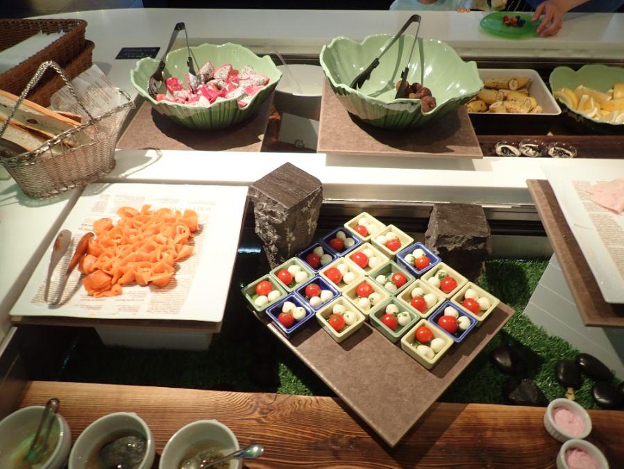 シェラトン沖縄サンマリーナリゾートの朝食