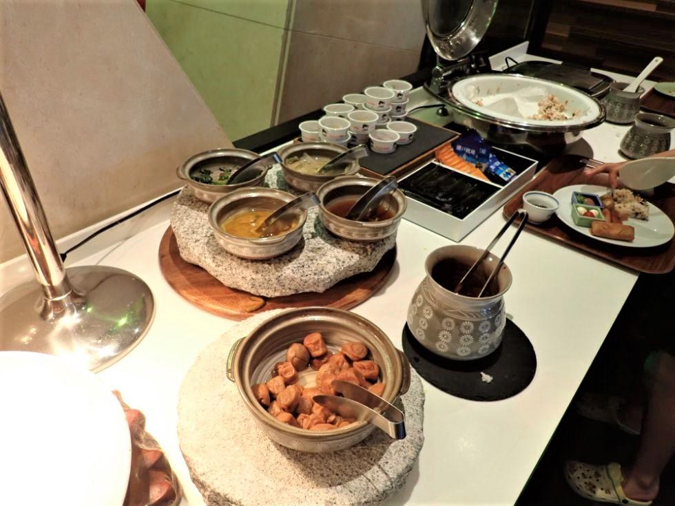 シェラトン沖縄サンマリーナリゾートの和食の朝食