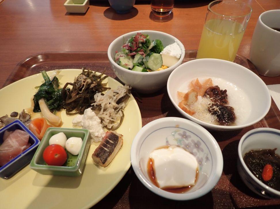 シェラトン沖縄サンマリーナリゾートで食べた朝食