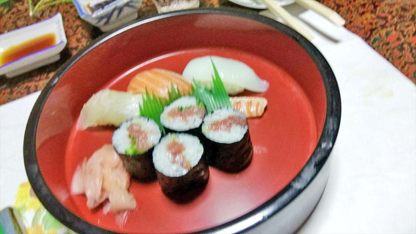 天下茶屋の喜久屋寿司