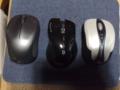 [電脳]Eee PC用の歴代マウス