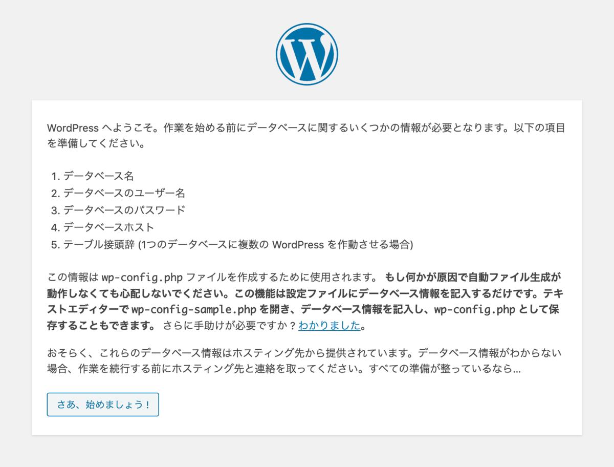 WordPress INIT