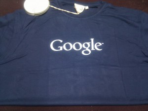 Goolge Tシャツその2